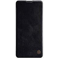 Puzdro na mobil Nillkin Qin pre Samsung Galaxy Note 10 Lite Black - Pouzdro na mobil