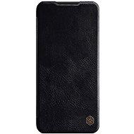 Puzdro na mobil Nillkin Qin pre Xiaomi Redmi Note 8T Black - Pouzdro na mobil
