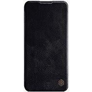 Nillkin Qin kožené puzdro pre Samsung Galaxy A11 Black - Puzdro na mobil
