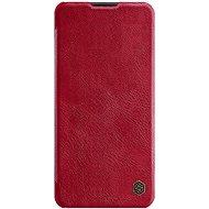 Puzdro na mobil Nillkin Qin pre Samsung Galaxy A21s Red - Pouzdro na mobil