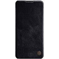 Puzdro na mobil Nillkin Qin pre Samsung Galaxy A21s Black - Pouzdro na mobil