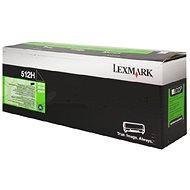 LEXMARK 51F2H00 čierny - Toner