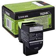 LEXMARK 70C2HK0 čierny - Toner