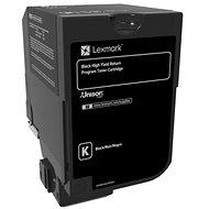 LEXMARK 74C2HK0 čierny - Toner