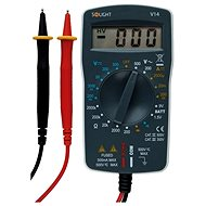 Solight V14 čierny - Multimeter