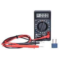 Solight V15 čierny - Multimeter
