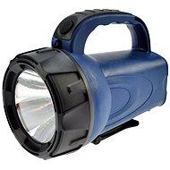 Solight nabíjacie LED svietidlo čierno-modré - Svietidlo