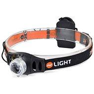 Solight čelové LED svietidlo stmievateľné, 3 W Cree - Čelovka