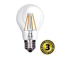 LED žárovka, retro, klasický tvar, 8 W, E27, 3 000 K, 360°, 810 lm
