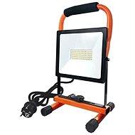 Solight LED reflektor PRO so sklopným stojanom - LED reflektor
