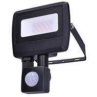 Solight LED reflektor Easy so senzorom, 10 W, 800 lm, 4000 K, IP44