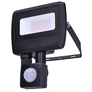 Solight LED Easy Floodlight with Sensor, 20W, 1600lm, 4000K, IP44