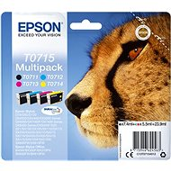 Epson T0715 multipack - Sada cartridge