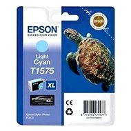 Cartridge Epson T1575 svetlá azúrová - Cartridge