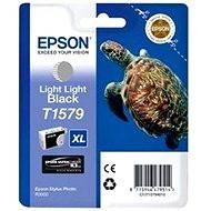 Cartridge Epson T1579 svetlo čierna - Cartridge
