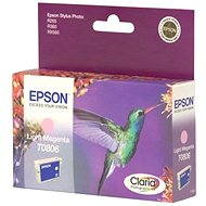 Cartridge Epson T0806 svetlá purpurová - Cartridge