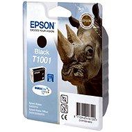 Cartridge Epson T1001 čierna - Cartridge