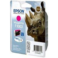 Cartridge Epson T1003 purpurová - Cartridge