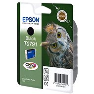 Cartridge Epson T0791 čierna - Cartridge