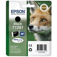 Epson T1281 čierna - Cartridge