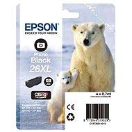Epson T2631 čierna foto - Cartridge