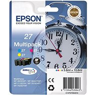 Epson C13T27054010 Multipack 27 - Súprava cartridge