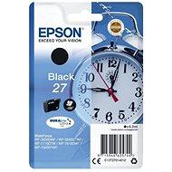 Epson C13T27014010 čierna 27 - Cartridge