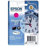 Epson C13T27034010 purpurová 27 - Cartridge