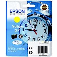 Epson T2704 žltá 27 - Cartridge
