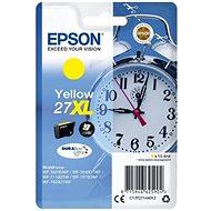 Epson C13T27144010 žltá 27XL - Cartridge