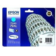 Epson C13T79024010 azúrová 79XL - Cartridge