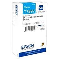 Epson C13T789240 azúrová 79XXL - Cartridge