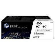 HP CF410XD č. 410X 2-pack čierny