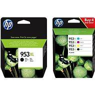 HP 953XL č. 3HZ52AE Multipack +  L0S70AE černá