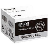 Epson S050709 čierny - Toner