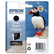 Cartridge Epson T3241 foto čierna
