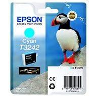 Cartridge Epson T3242 azúrová