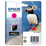 Cartridge Epson T3243 purpurová