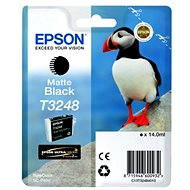 Cartridge Epson T3248 matná čierna