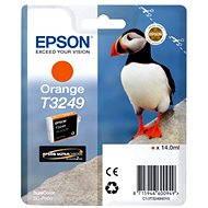 Cartridge Epson T3249 oranžová