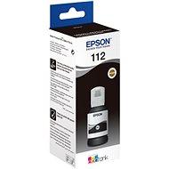 Epson 112 EcoTank Pigment Black ink bottle čierna - Cartridge