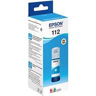 Epson 112 EcoTank Pigment Cyan ink bottle azúrová - Cartridge