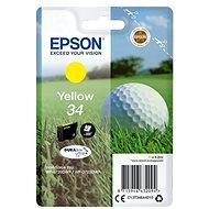 Epson T3464 žltá - Cartridge