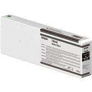 Epson T804700 sivá - Toner