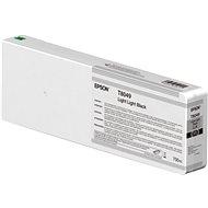 Epson T804900 svetlá sivá - Toner