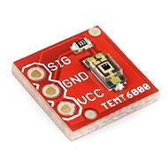 SparkFun svetelný (TEMT6000) - Senzor