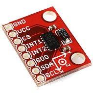 SparkFun trojosový akcelerometer (ADXL345)