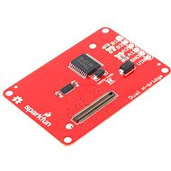 SparkFun Block pre Intel Edison – Dual H-Bridge