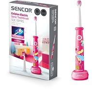 SENCOR SOC 0911RS - Elektrická zubná kefka pre deti