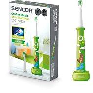 SENCOR SOC 0912GR - Elektrická zubná kefka pre deti